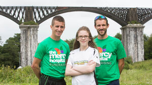 Race-walkers step up for cancer walk