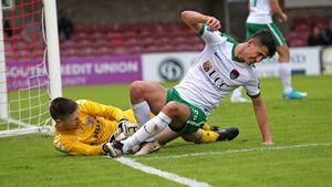 Brave Wilton gave it their all in narrow loss to Cork City in extra time
