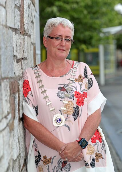 Aisling Barry, President Cork Lions Club. Picture: Jim Coughlan.