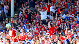 Shades of the good old days for Cork hurling in the sizzling summer sun