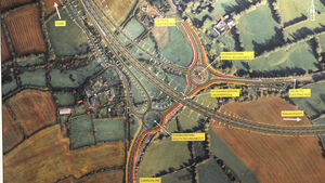 Anger over M28 motorway route