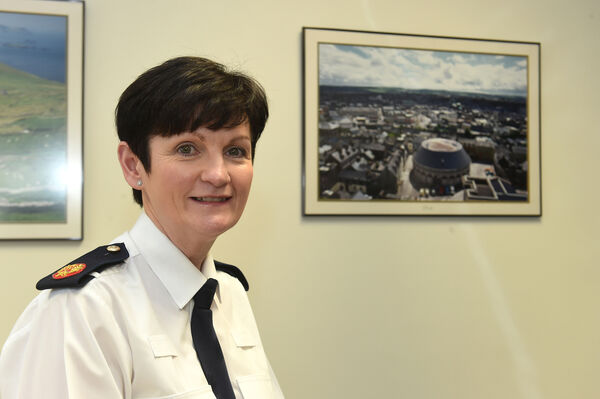 Assistant Commissioner Anne Marie McMahon is responsible for the policing in the Southern Region including Cork, Kerry and Limerick. Pic: Larry Cummins