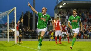 Cork City legend Colin Healy hangs up his boots