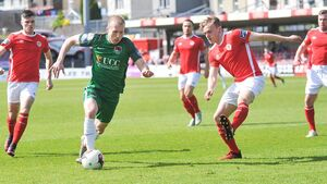 No stopping Cork City as St Pat's defeated at Turner's Cross
