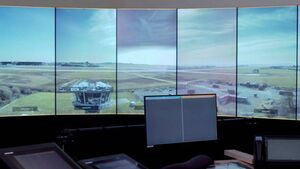 Cork Airport's remote air traffic control system wins international award