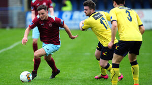 Cobh Ramblers have a score to settle as they prepare to host Cabinteely