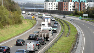 Cork's South Ring Road is 20% over capacity