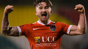 Sean Maguire brace stretches Cork lead at the top