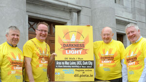 Darkness into Light walks gather pace in Cork