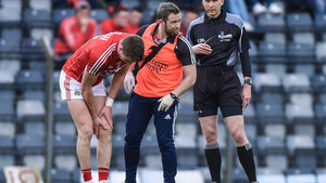Aidan Walsh an injury doubt for Cork footballers' tie with Waterford