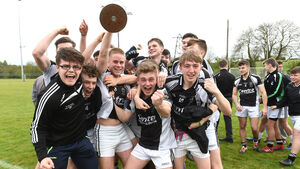 Rochestown College savour Simcox Cup victory
