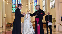 Blessed statue of Our Lady visits Leeside