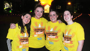 20,000 turn out in Cork for Darkness Into Light