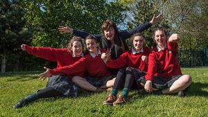 Clonakilty schoolgirls win the national Concern Debates title
