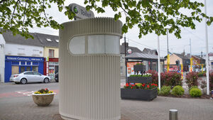 It costs taxpayers €16.50 each time a person uses Carrigaline public toilet