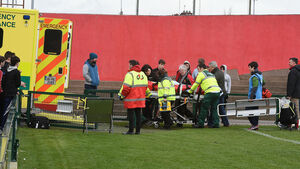 Game abandoned after players suffer head injuries