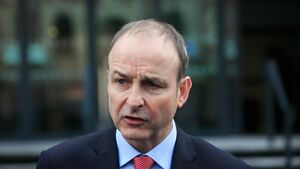 Micheál Martin denies water deal is a sellout