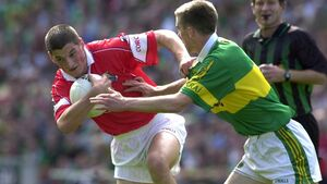 No holds Barred... Fionan Murray reflects on the ups and downs of his Cork career