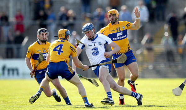 Austin Gleeson of Waterford. Picture: INPHO/Ryan Byrne
