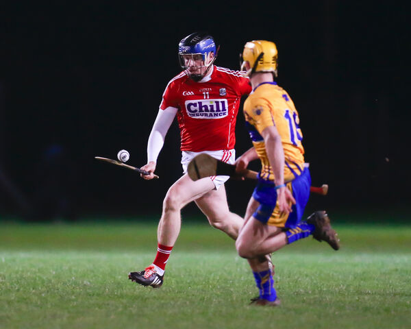 Cork's Conor Lehane. Picture: Brian Gavin/Press 22