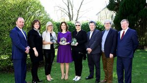 Founders of I Wish are named the Cork Persons of the Month