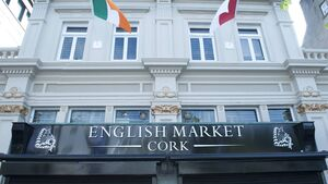 English Market unveils its updated Grand Parade entrance