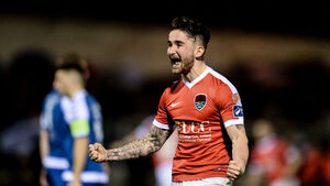 Cork City make it seven wins from seven with victory over Limerick