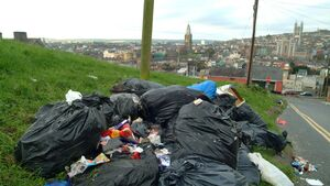 Fund tackles city graffiti and litter