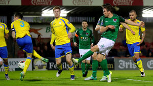 Morrissey insists champs are not Dun yet as City prepare for Oriel Park test