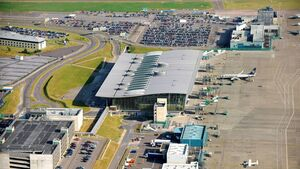 Cork Airport closed briefly after a drone flew over the airfield