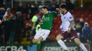 Cork City's latest sharpshooter Ellis has his eye on the ball