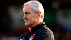 John 24/7: Caulfield gives his all for Cork City
