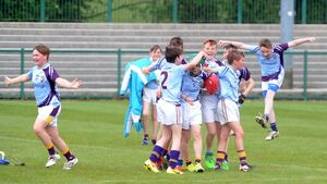 WATCH: Beaumont, Douglas and Ballynoe celebrate Sciath na Scol hurling success