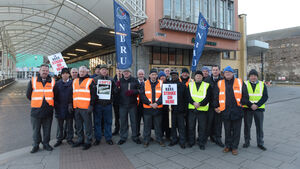 Cork bus drivers say they will not return to work until a resolution is found
