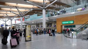 50,000 to pass through Cork Airport this weekend
