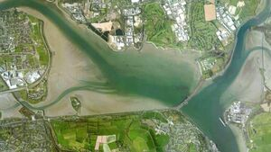 Save Cork City say a tidal barrier at Little Island is needed to protect Cork from flooding