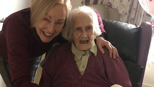 Cork's Auntie Nelly born in 1916 turns 104...