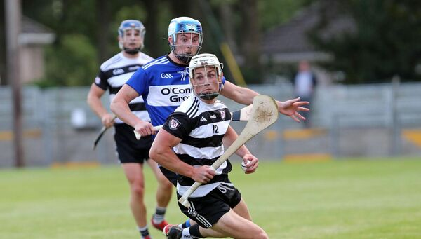 Tommy O'Connell in action for Midleton. Picture: Jim Coughlan.
