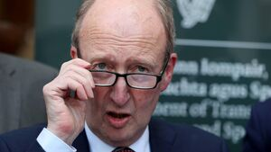 Shane Ross: Simon Coveney 'got very angry in the Cabinet about leaks'