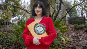 Work by Cork-based author and poet named Book of the Year