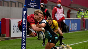 Young stars help Munster grind out Champions Cup win over Harlequins