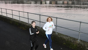 Cork mum and son are running 7 marathons in 7 weeks for charity