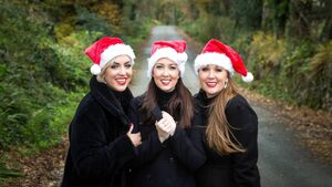 Cork sisters record a Christmas song to support struggling musicians