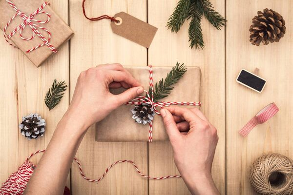 If you have time, consider making homemade presents, says Kate Ryan.