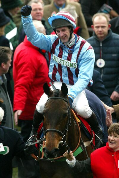 Best Mate was ridden by Jim Culloty. Picture: INPHO/Morgan Treacy