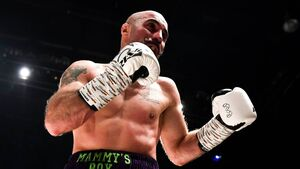 Spike O'Sullivan and Christina Desmond can't wait to step back in the ring