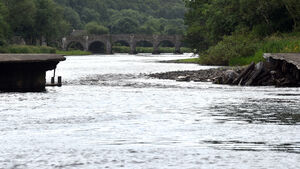Renewed calls to fix collapsed weir at Ballincollig Regional Park