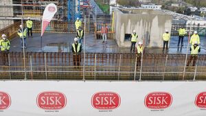 Huge Cork city student development reaches final stages of construction