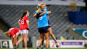 Capital pain for Cork ladies footballers despite early gains in All-Ireland final
