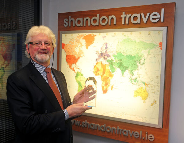 Michael Doorley of Shandon Travel says the industry is resilient.